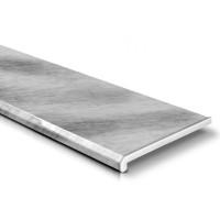 Подоконник Danke Komfort серый мрамор 100 мм